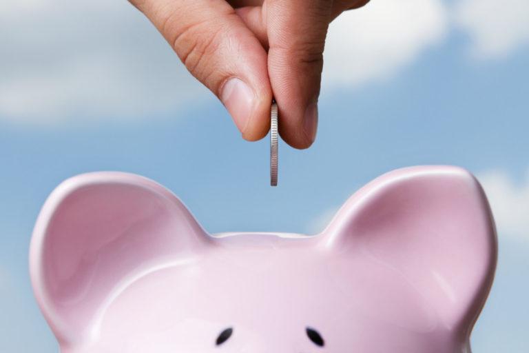money in piggy gank